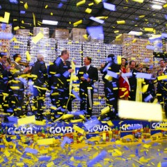 Goya Warehouse Opening • Chicago, IL