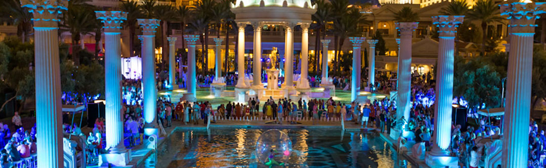corporate event planning las vegas