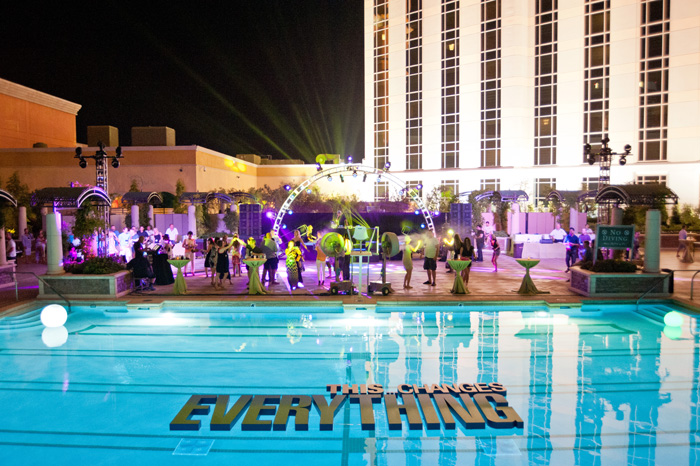 venetian las vegas corporate event