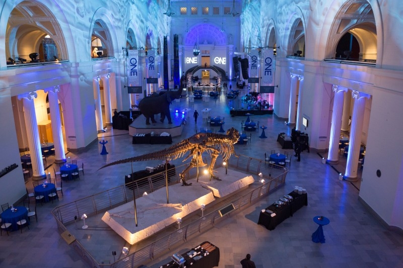on the scene produces events at field museum