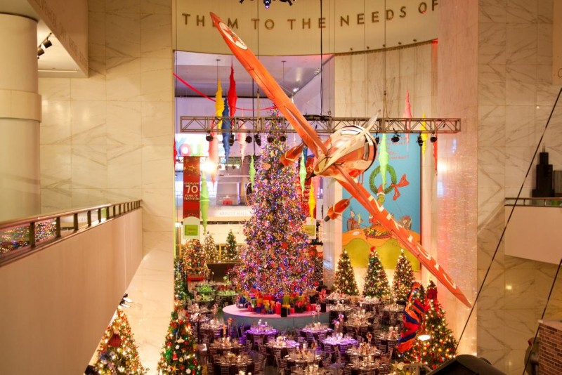 museum of science and industry corporate events