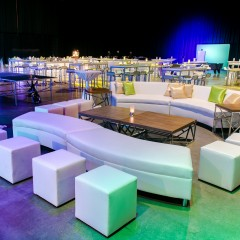 versatile lounge furniture mgm garden arena