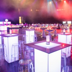 mgm grand garden arena corporate event