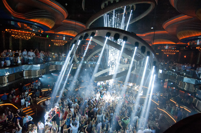 omnia nightclub las vegas corporate event