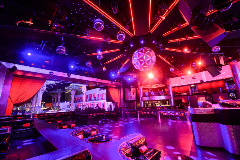 drai's las vegas corporate event
