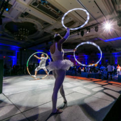 focal show entertainment at corporate event