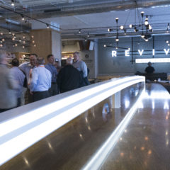 corporate event revival food hall chicago